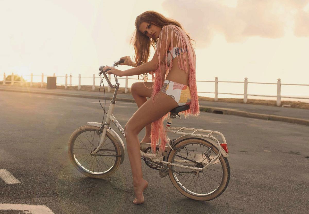 snob: Bike riding
