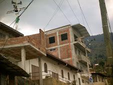 edificio donde esta ubicado el taller