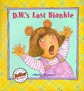 it is also fun to see how arthurs sister dw dora winifred for those in the know has evolved into her own book series the twins have read two dw books