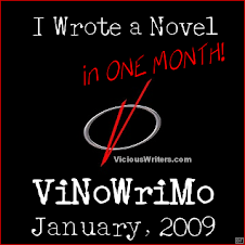 Vicious Writers Novel Writing Month