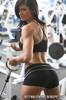 Download Free Best monique_minton_Female_Fitness_Model Wallpapers
