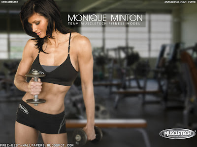 monique_minton_Female_Fitness_Model Download Free Best Windows XP-VISTA Wallpapers