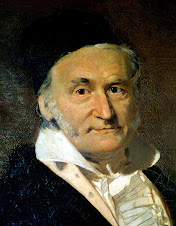 JOHANN CARL FRIEDRICH GAUSS