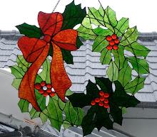 クリスマスリース(4)