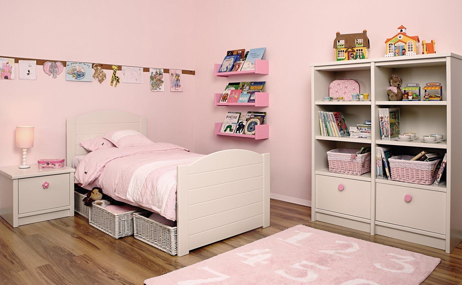 Info - Dormitorio infantil nina ...