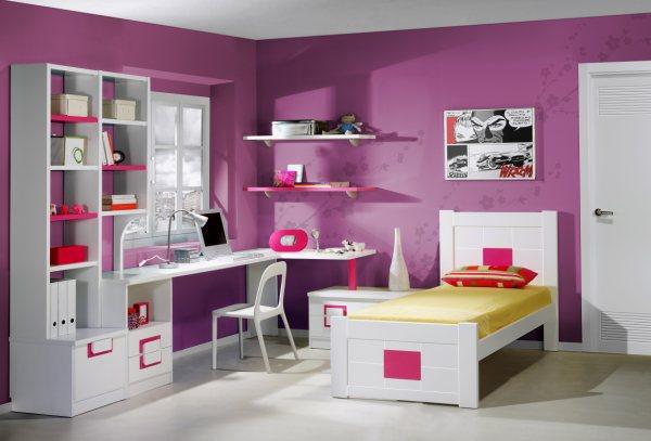 Dormitorios infantiles para ni as ni os de 0 1 2 3 4 y 5 a os for Habitaciones para ninas de 7 anos