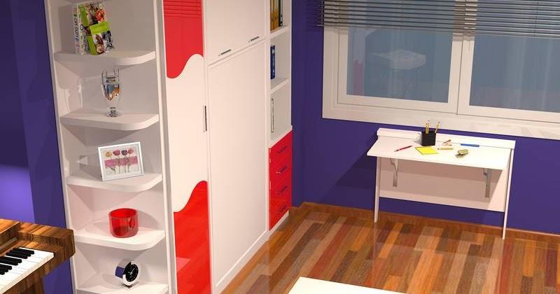 Tienda muebles modernos muebles de salon modernos salones de dise o madrid mesa de estudio abatible - Estudio diseno madrid ...