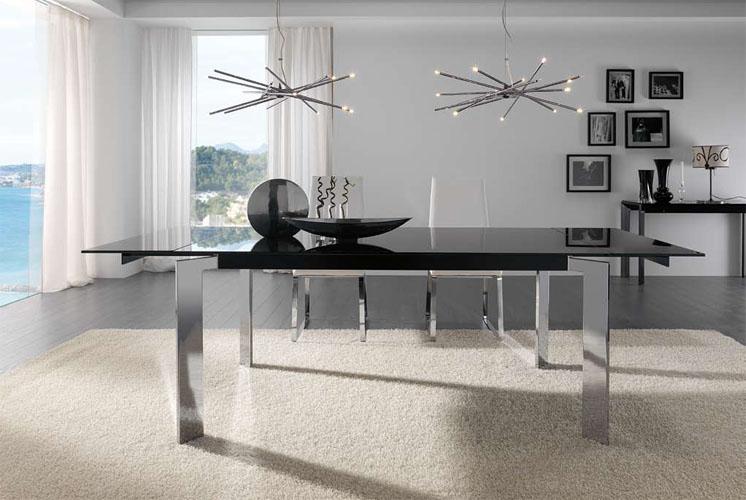 Mesas de comedor mesas de centro ramiro tarazona en xikara for Mesas de salon modernas extensibles