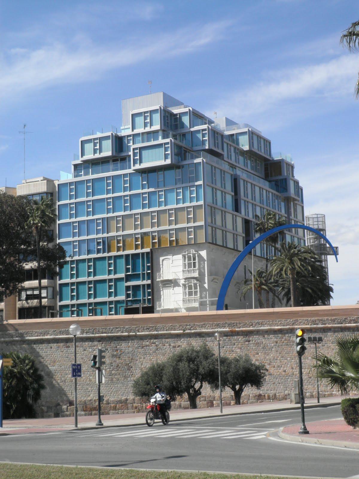 Arquitectura ltima m s cartagena acm lejarraga - Arquitectura cartagena ...