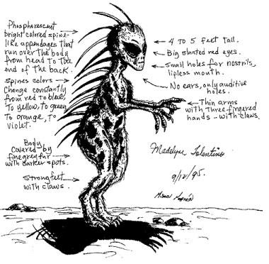 Criptozoología (los animales ocultos)