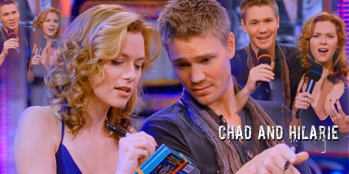 hilarie burton dating chad michael murray