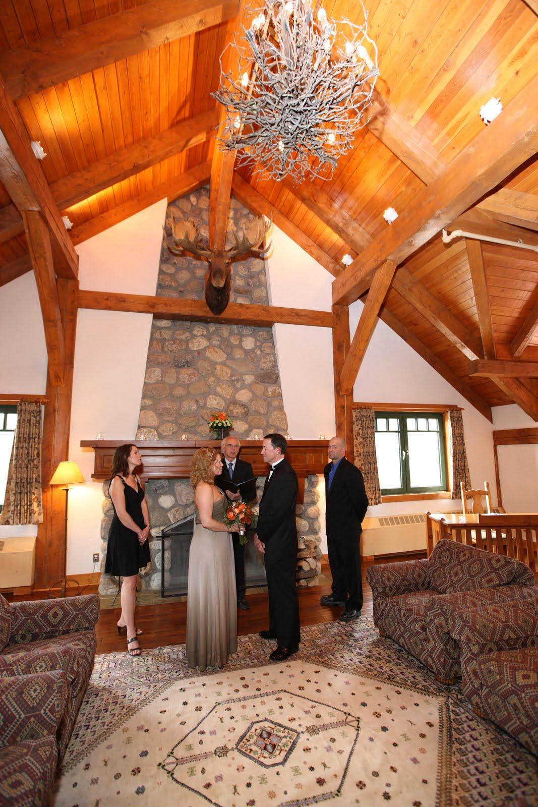 We Always Enjoy Shooting Weddings At The Post Hotel In Lake Louise