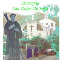 PARROQUIA DE SAN FELIPE DE JESUS