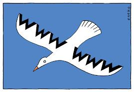 Dibujo Eneko apoyo al manifiesto de libertad en internet