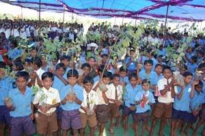 पर्यावरण जागरूकता अभियान