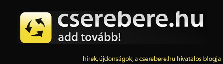 Cserebere.hu Blog