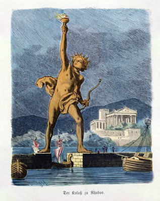 The Colossus of Rhodes Pics
