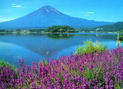 Mount Fuji Japan Picture