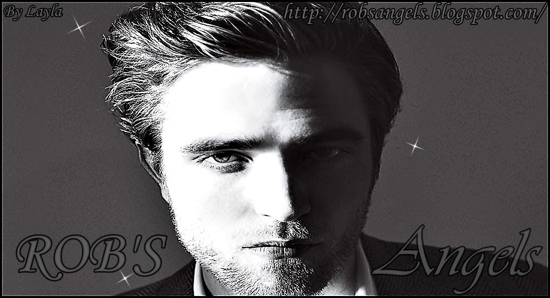 The official blog of Robert Pattinson's Angels