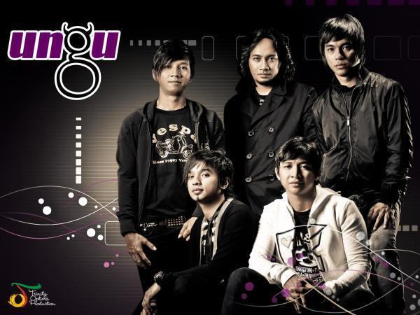 personil ungu band