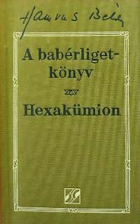 http://www.hamvasbela.hu/konyvek/baberligetkonyv.html