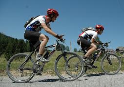 Transalp 2007 - Team Solberg