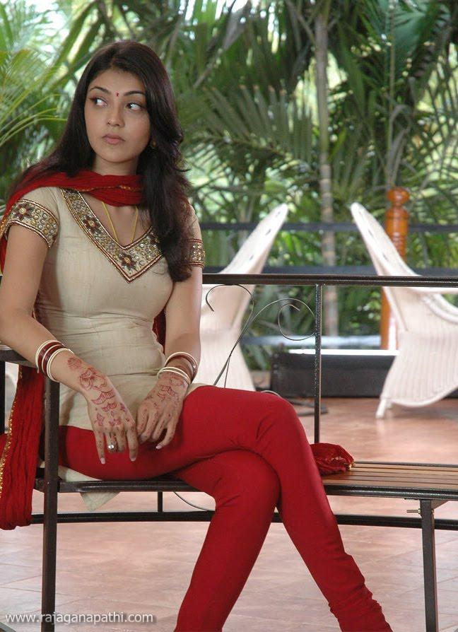 Kajal+Agarwal,+Kajal+Agarwal+in+churidar,+Kajal+Agarwal+red+dress
