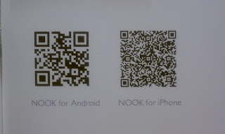 Barnes and Noble QR Code