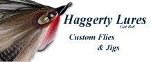 Win Haggerty Lures, Custom Flies and Jigs
