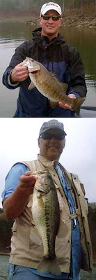 April 2009 for Broken bow lake fishing report