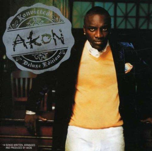 Akon KONVICTED CD - merchbar.com