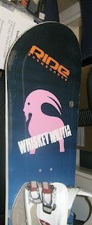 Whiskey Militia Goat?