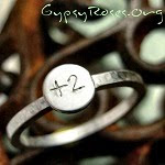 +2 sterling silver ring, +2 ring, plus 2 ring, dungeons and dragons jewelry, geek jewelry, gamer jewelry