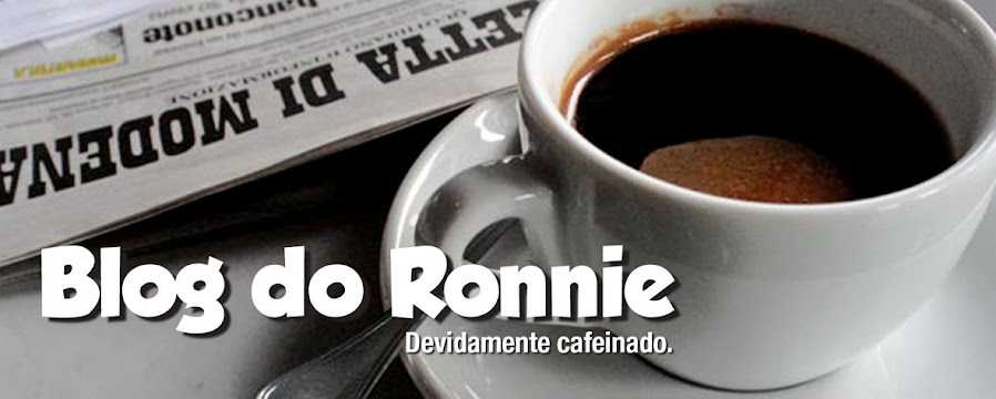 Blog do Ronnie