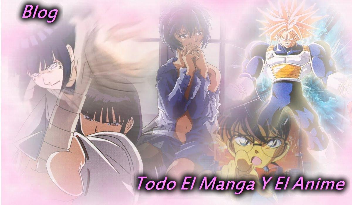 todo el manga y anime