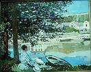 Claude Monet is generally considered to be....
