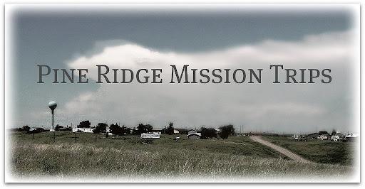Pine Ridge Mission Trips