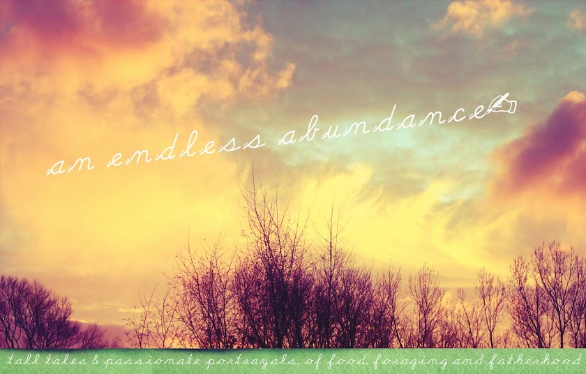 an endless abundance