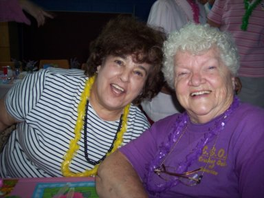 two of our Founders, Hilda and Ruth