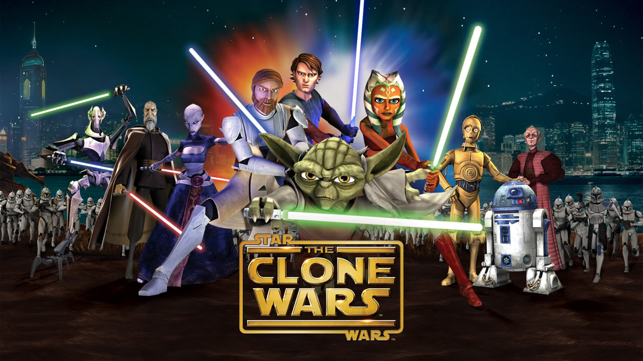star wars the clone wars online