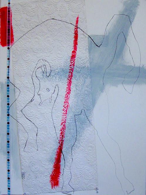Study for Picasso's Souvenire