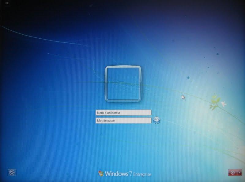 Effacer le nom d 39 utilisateur l 39 ouverture de session for Ouvrir fenetre plein ecran windows 7