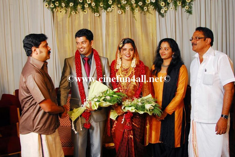 Mammoottys Brother Ibahim Kuttys Daughter Marriage Photos
