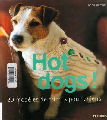 Вязаная собачья мода