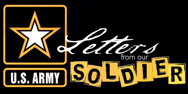 Letters From Our Soldier