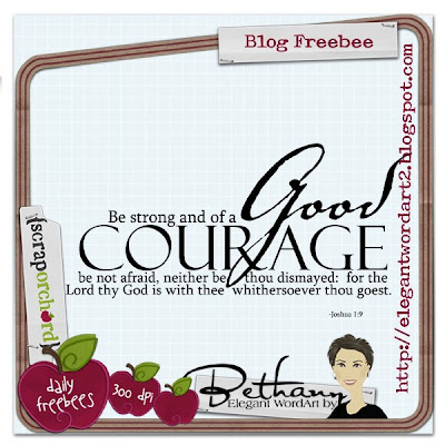 http://elegantwordart2.blogspot.com/2009/12/good-courage-2010-mutual-theme.html