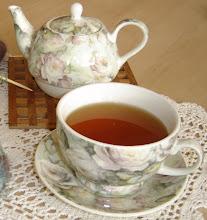 Jeg er thé drikker