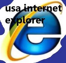 Usa internete esplore (Pulsa en la imagen y nos daran plata :$)