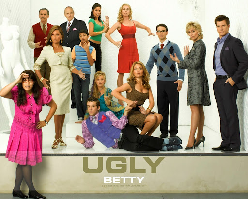 Ugly Betty - Whoa, you're ugly!