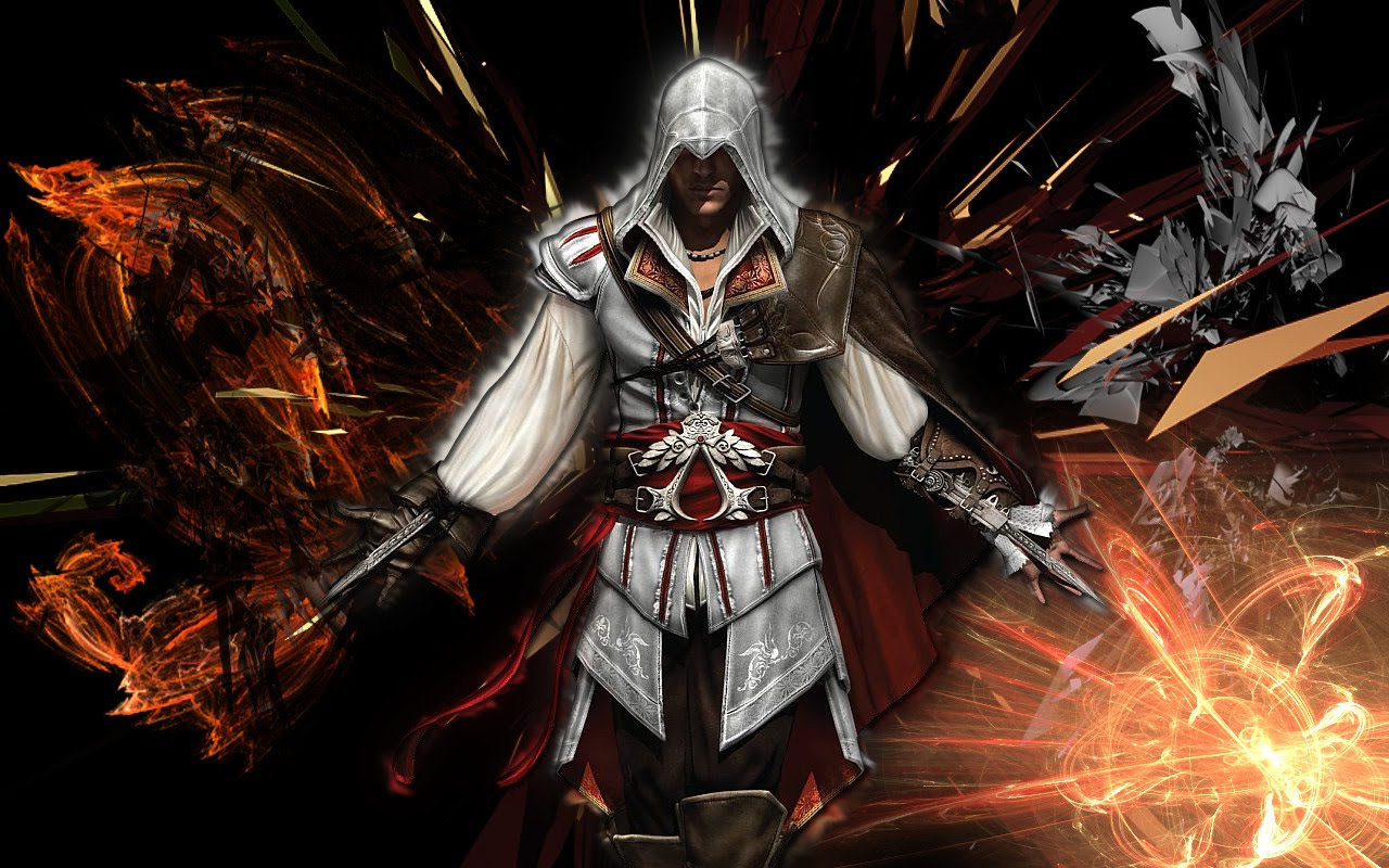 PlayStation 3 Assassin's Creed 2 Wallpaper